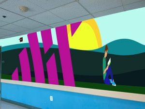 Weisman Children_s pediatric facility Mural_Page_2