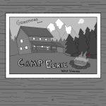 camp eerie postcard